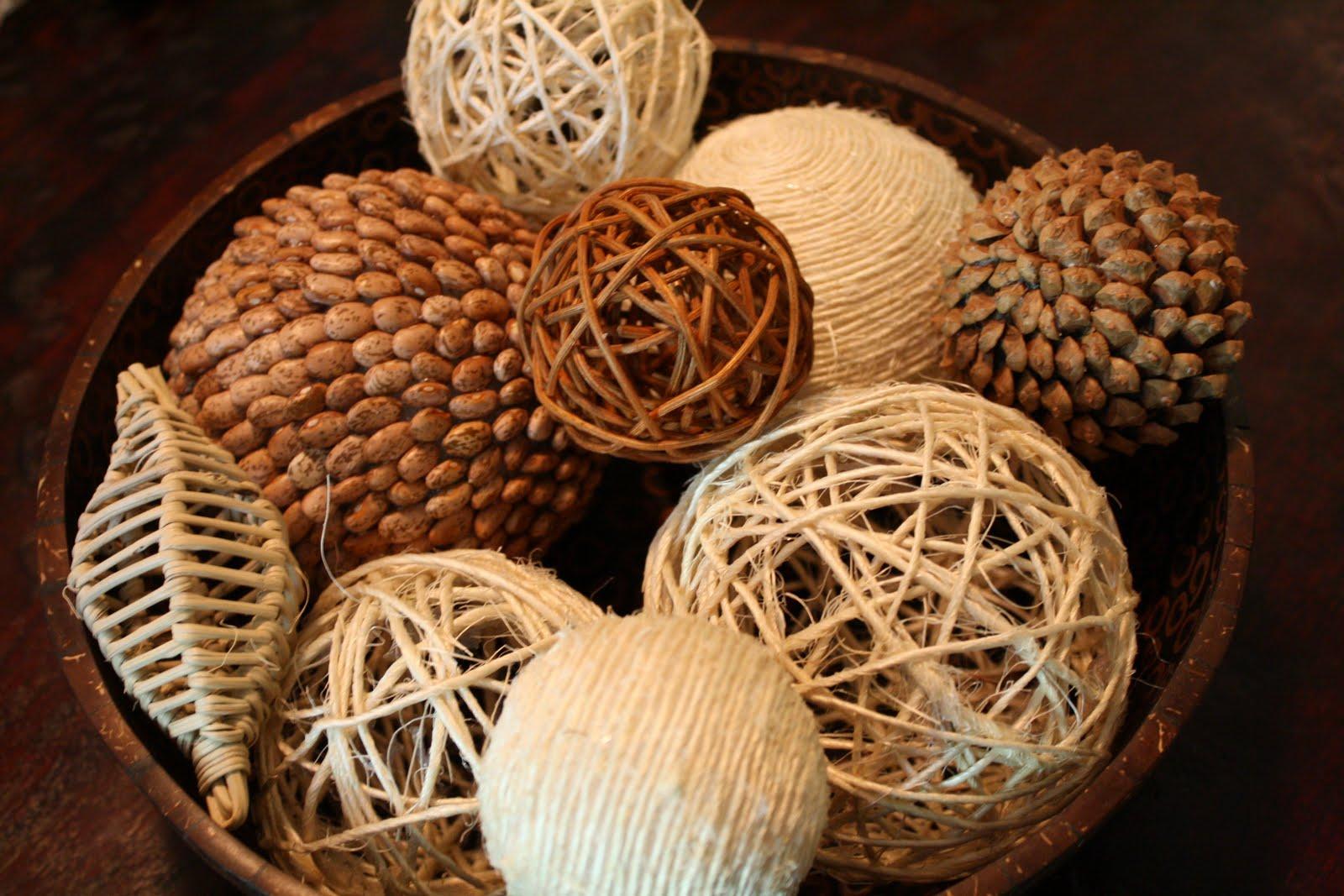 Bayberry creek crafter diy decorative balls