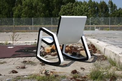 scaun balansoar poza 4