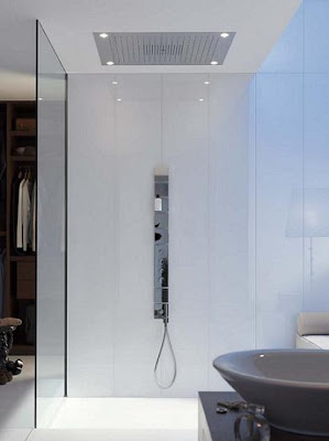 Dus de baie cu un design elegant