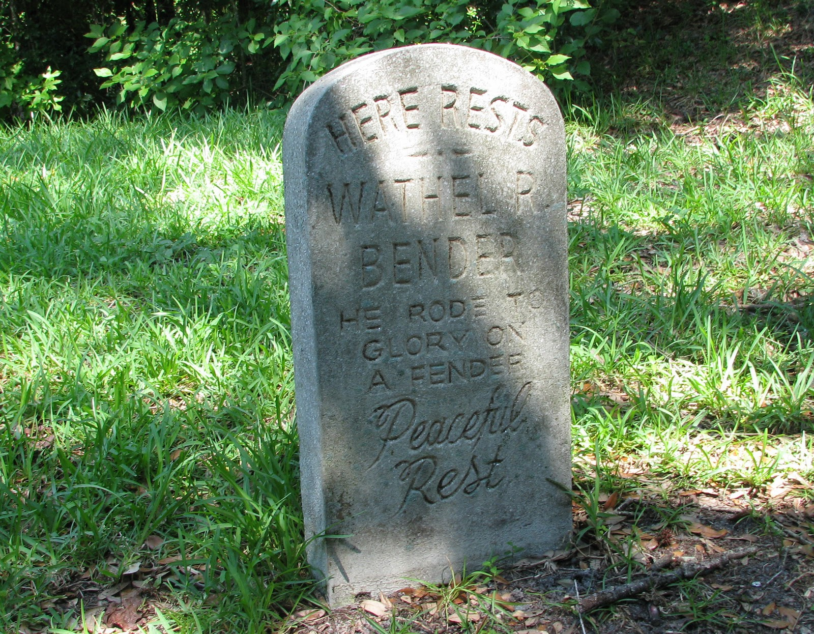 disney world's haunted mansion tombstone secrets | disney world blog
