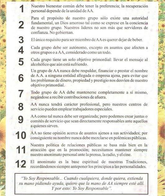 12 Pasos Alcoholicos Anonimos Pdf