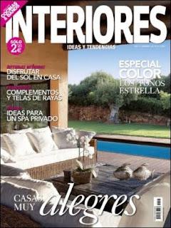Revista Interiores [Junio 2010]