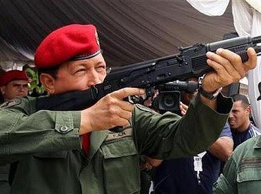 Chavez- No a la violencia (en los videojuegos)