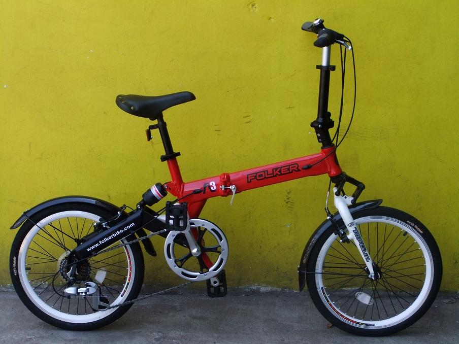 Folding Bike Folker Fl3