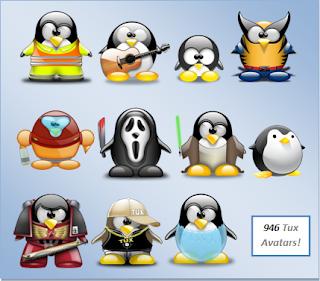 tux avatar download