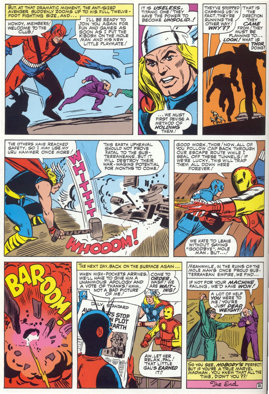 The Avengers (1963) 12 Page 20