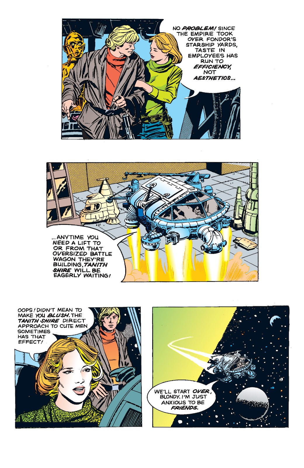 Read online Star Wars Legends: The Newspaper Strips - Epic Collection comic -  Issue # TPB (Part 5) - 48