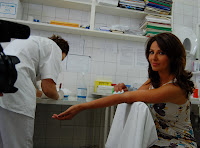 Vedetele trustului Pro au facut primul pas pentru sustinerea bolnavilor de leucemie