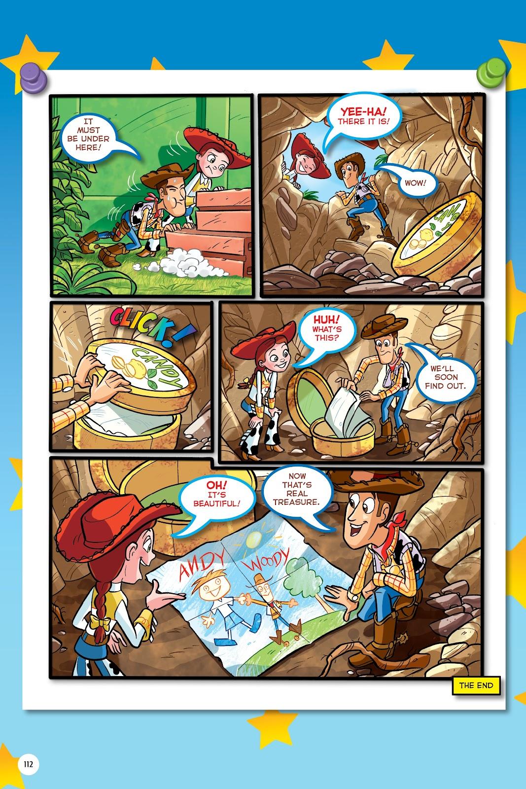 Read online DISNEY·PIXAR Toy Story Adventures comic -  Issue # TPB 1 (Part 2) - 12