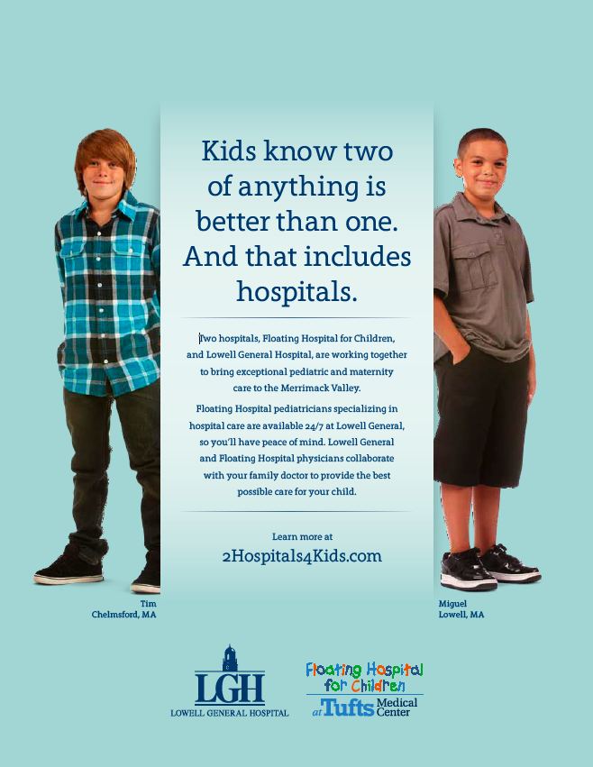 Some off the block promotions by hospitals: | Hospital and