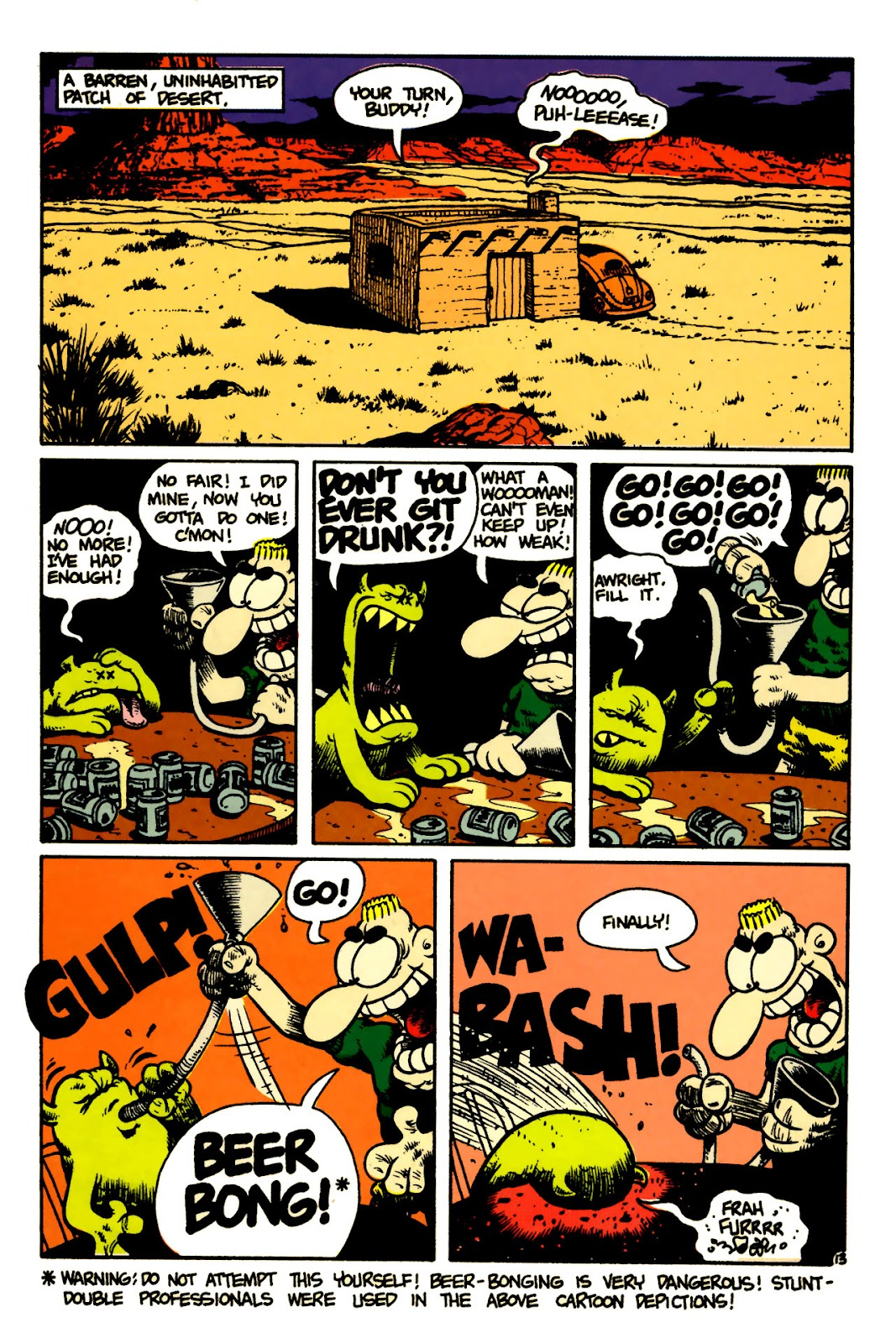 Ralph Snart Adventures (1988) issue 5 - Page 15
