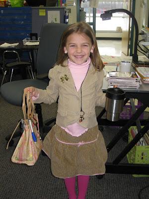Mrs Wanicke S Class Dress Like A Teacher Day