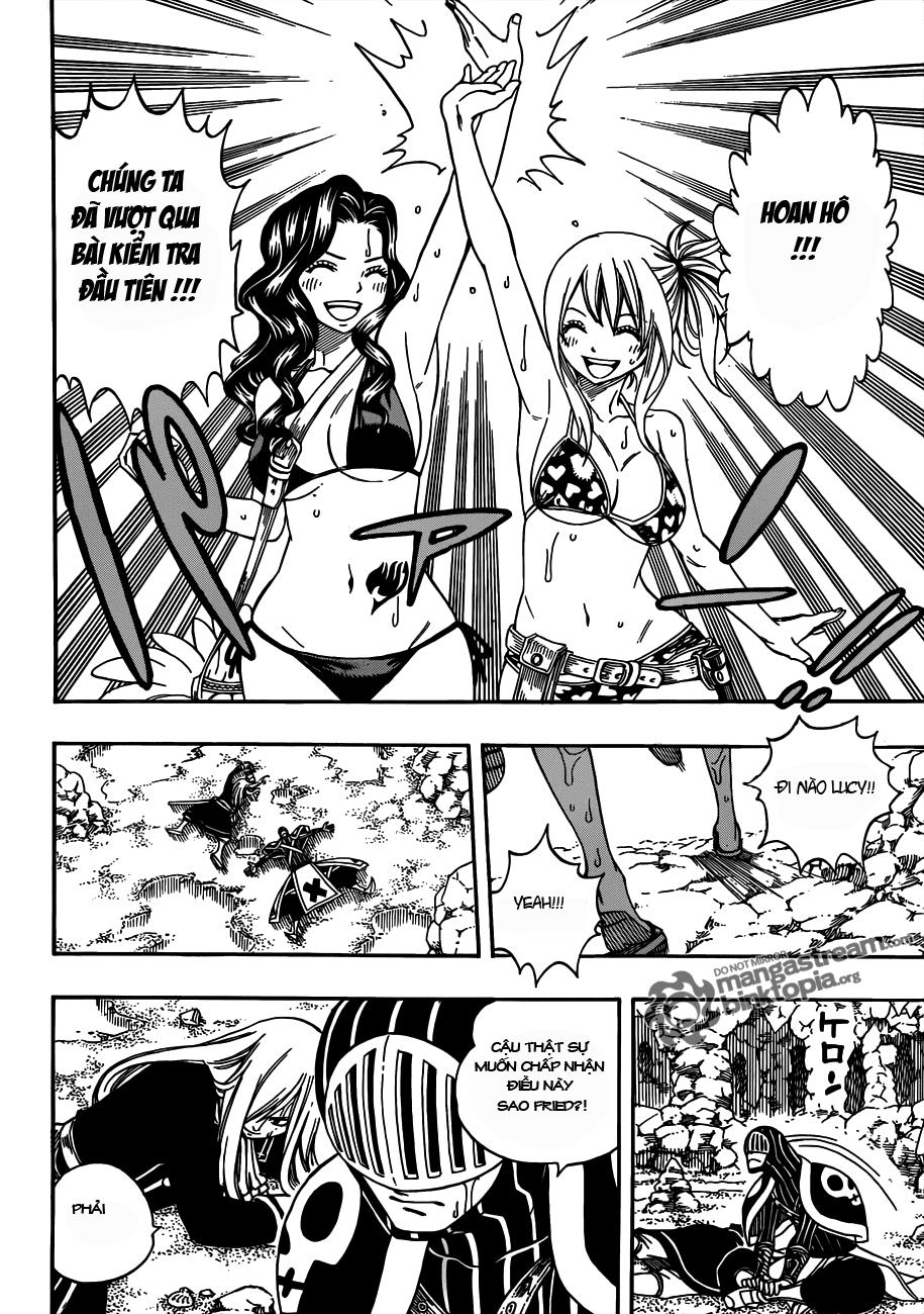 Fairy Tail chap 204 trang 14