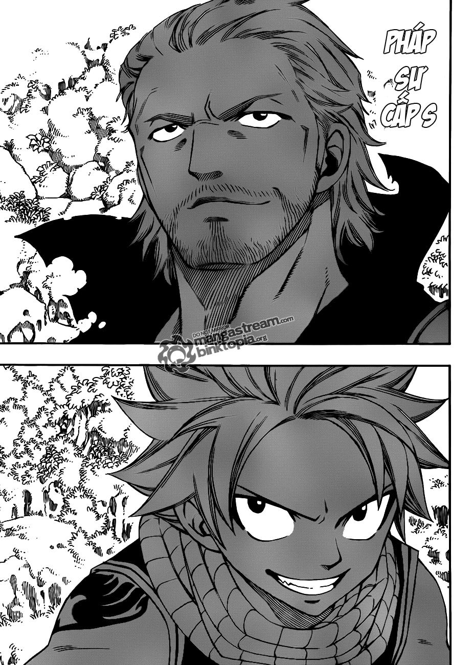 Fairy Tail chap 205 trang 7
