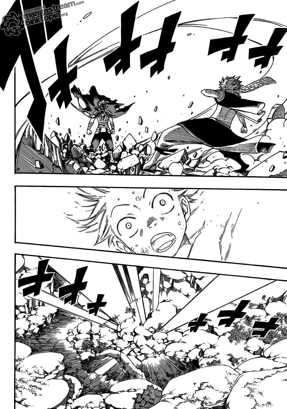Fairy Tail chap 206 trang 12