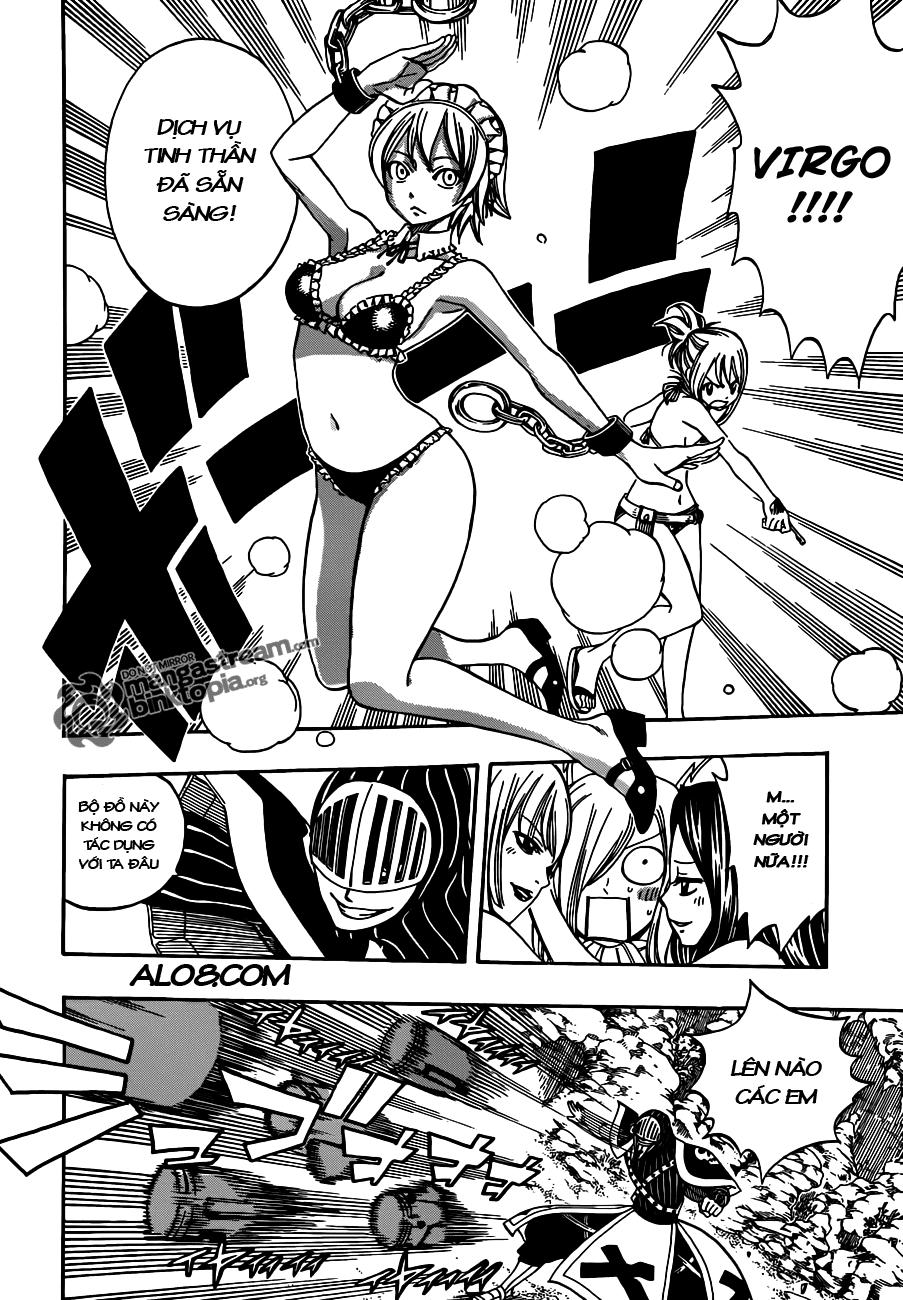 Fairy Tail chap 204 trang 6