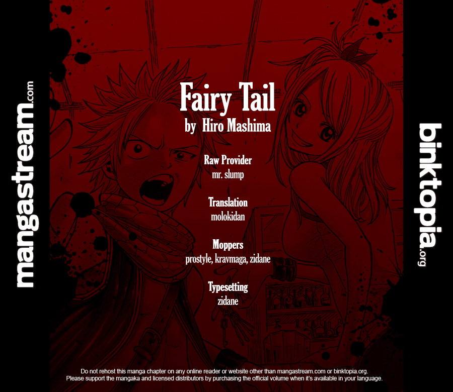 Fairy Tail chap 205 trang 20