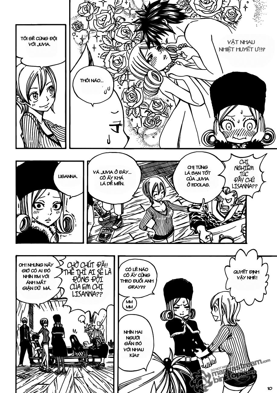 Fairy Tail chap 202 trang 10