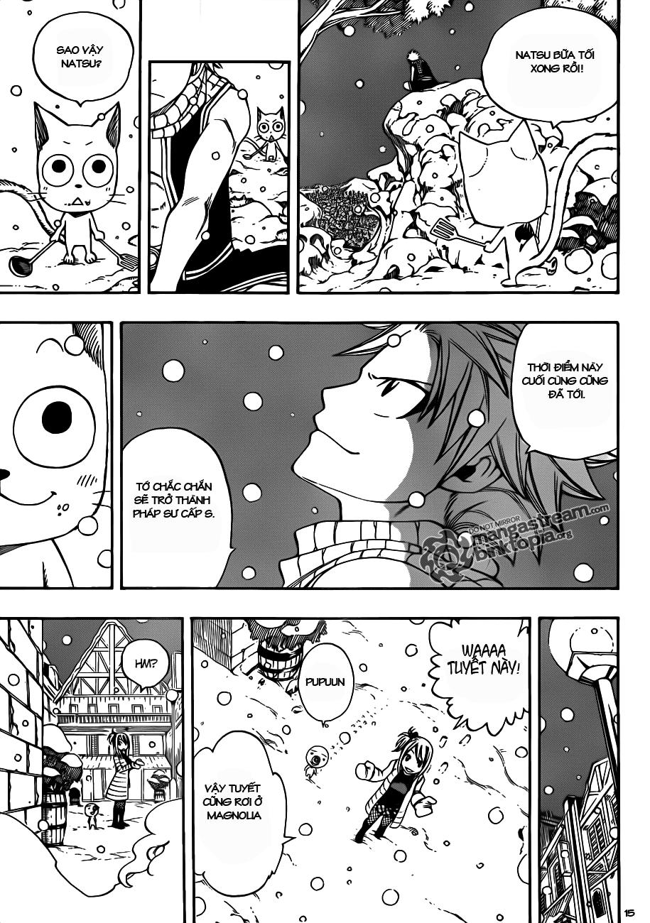 Fairy Tail chap 202 trang 15