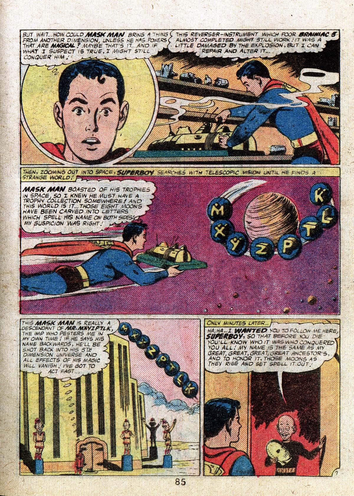 Read online Adventure Comics (1938) comic -  Issue #500 - 85