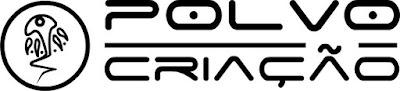 Polvo Criação logo proposal 01 white horizontal