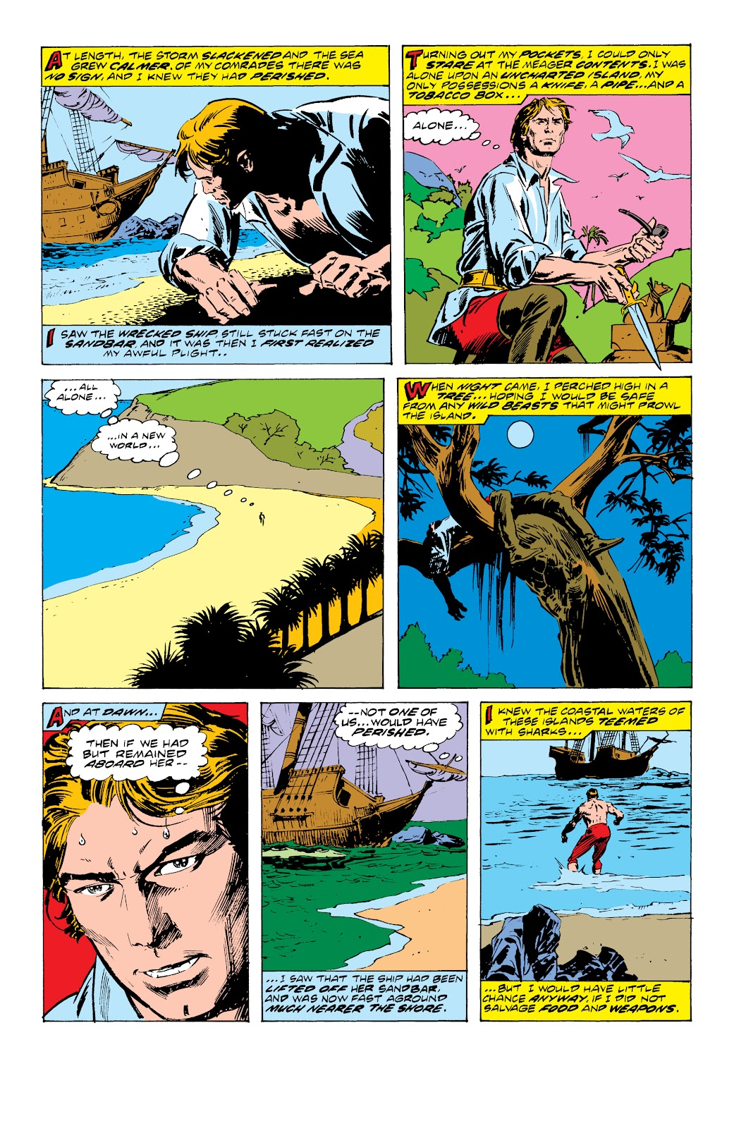 Marvel Classics Comics Series Featuring issue 19 - Page 17