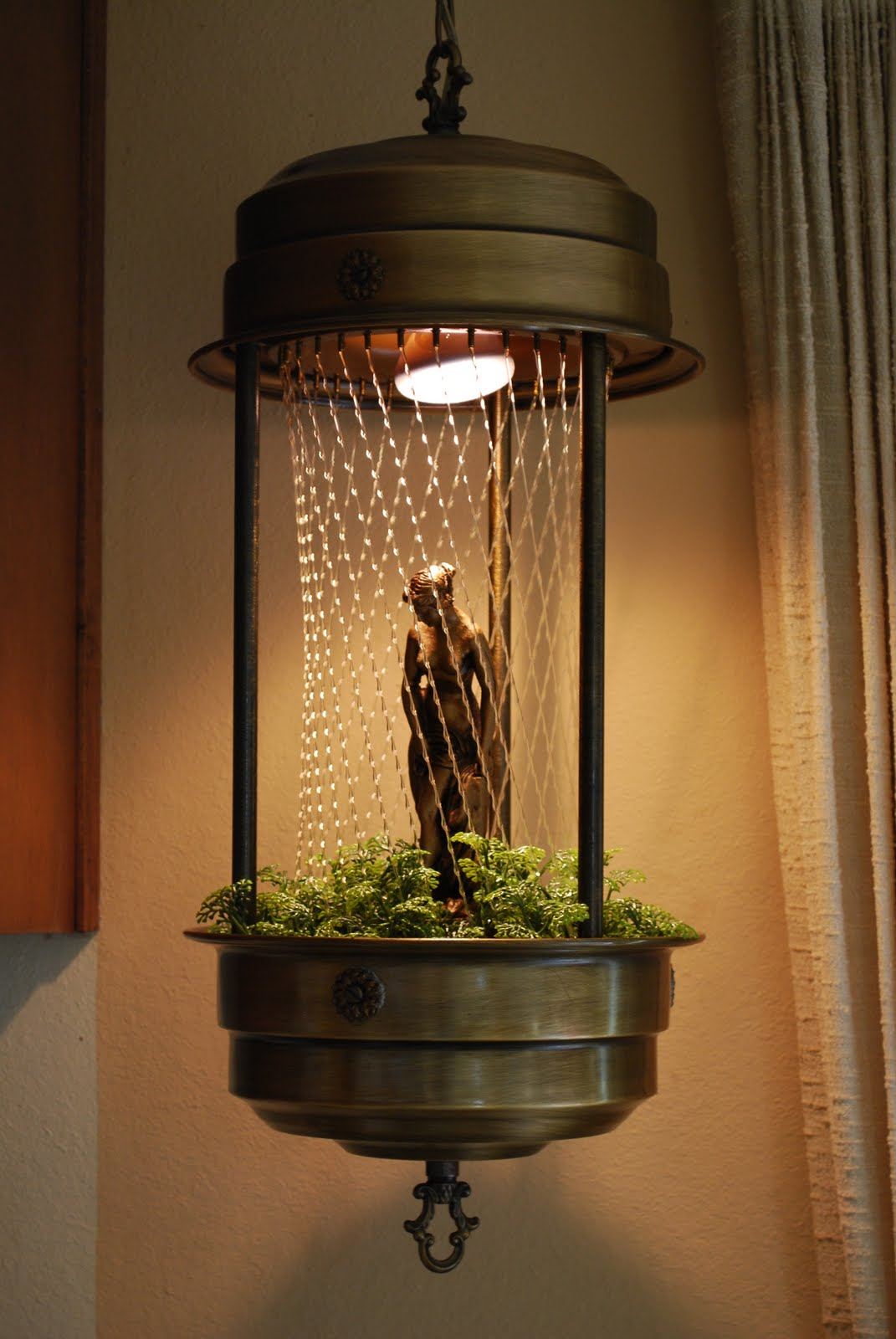 Hanging Rain Lamp | www.imgkid.com - The Image Kid Has It!