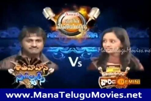 Sangeetha Mahayuddham -19th Sep :Raghu vs Malavika -Last Semifinals