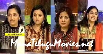 WOW with Anitha,Sunitha,Suma & Jhansi