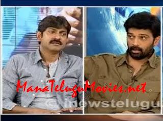 JD & Jagapathi on Gayam-2 movie