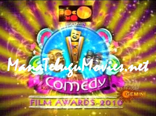 Gemini Comedy Awards-2010