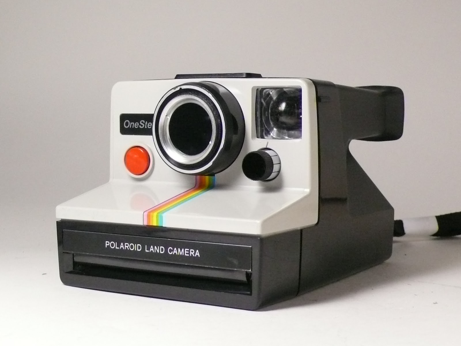 VMFX: designs and beyond: Mechanical Object - Polaroid Camera
