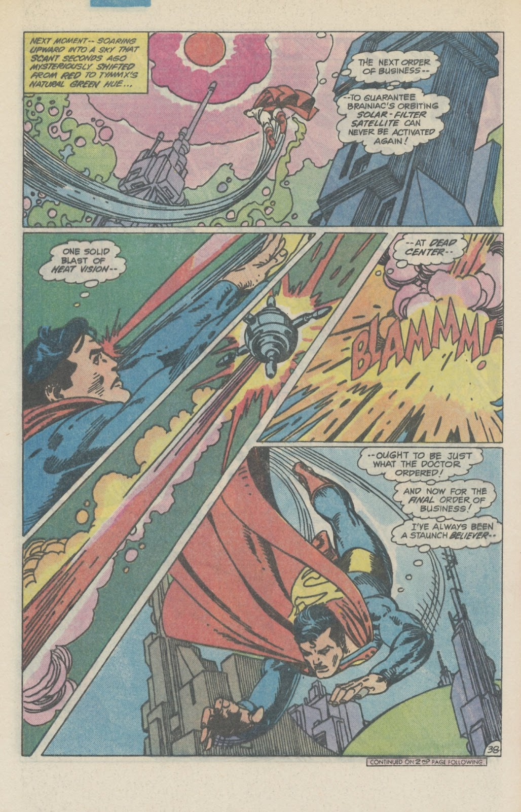 Read online Superman Special (1983) comic -  Issue #2 - 43