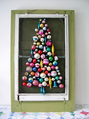 Old Christmas Decorations.Dishfunctional Designs Things You Can Make With Old