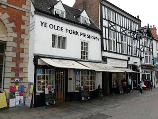 618079da46040 Dickinson & Morris has been baking pork pies at Ye Olde Pork Pie Shoppe in  Melton Mowbray since 1851. They also have the dual acclaim of being the  oldest ...