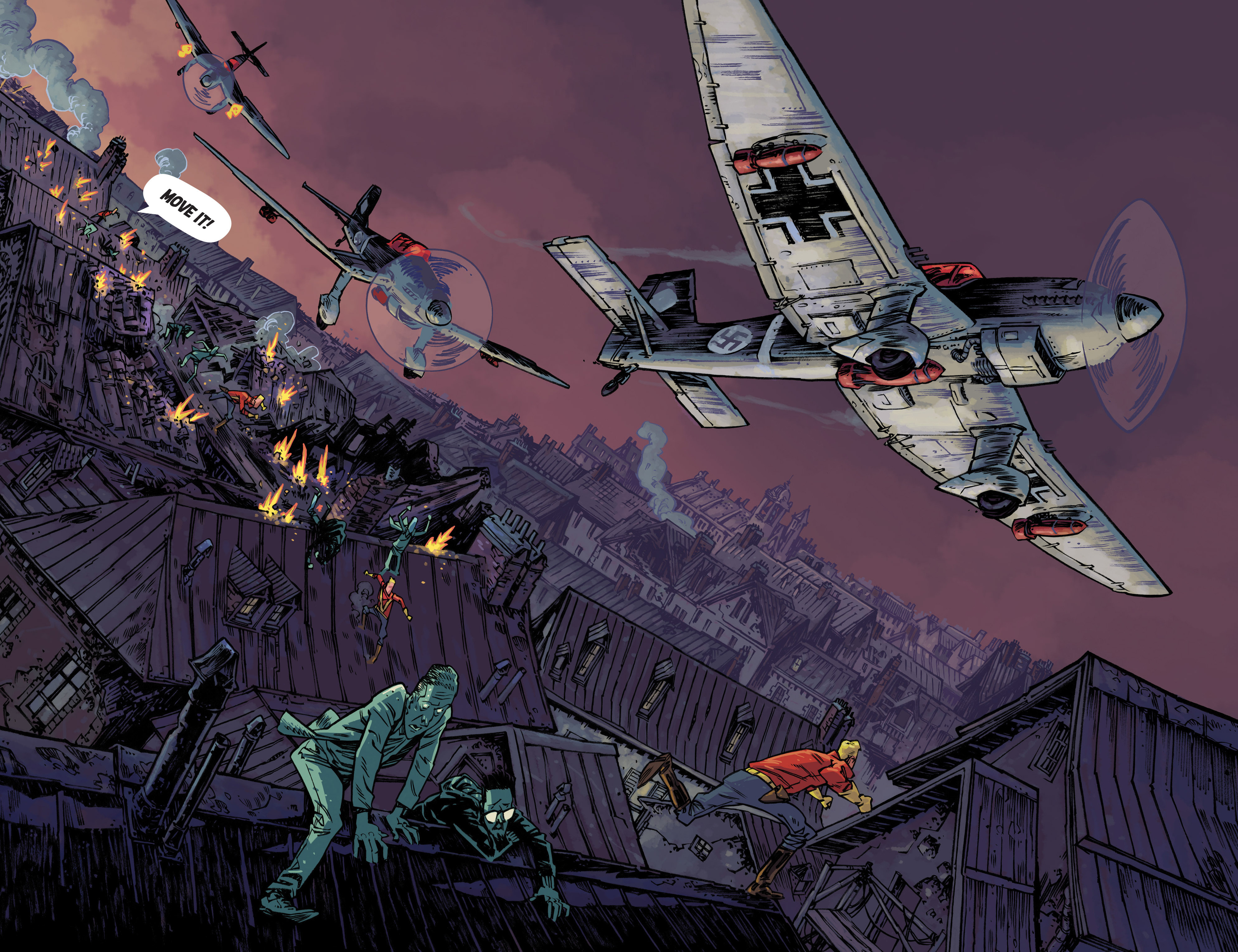 Read online Airboy comic -  Issue #3 - 7