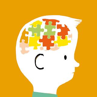 Resultado de imagen de autismo dibujo