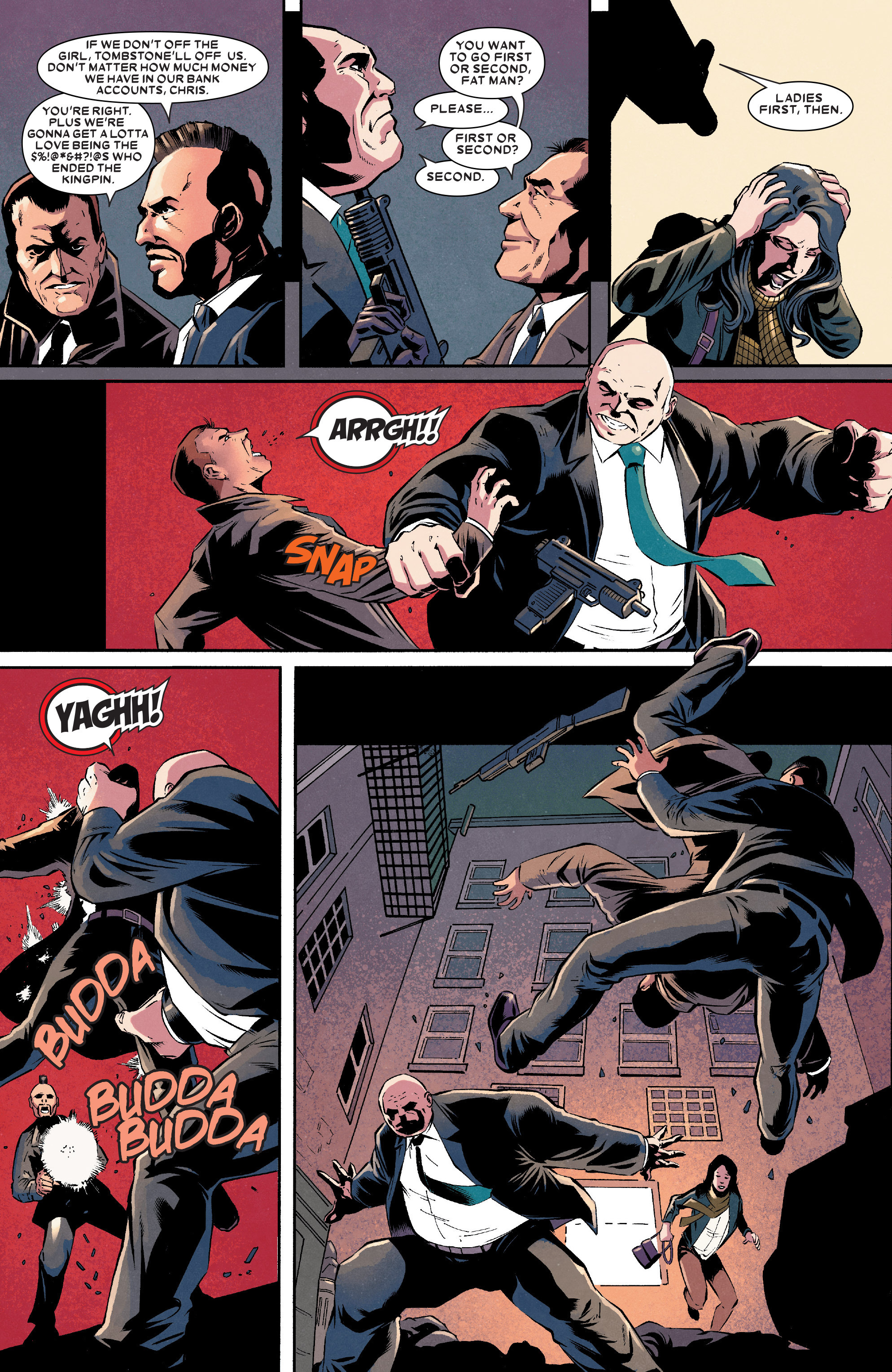 Read online Kingpin (2017) comic -  Issue #4 - 3
