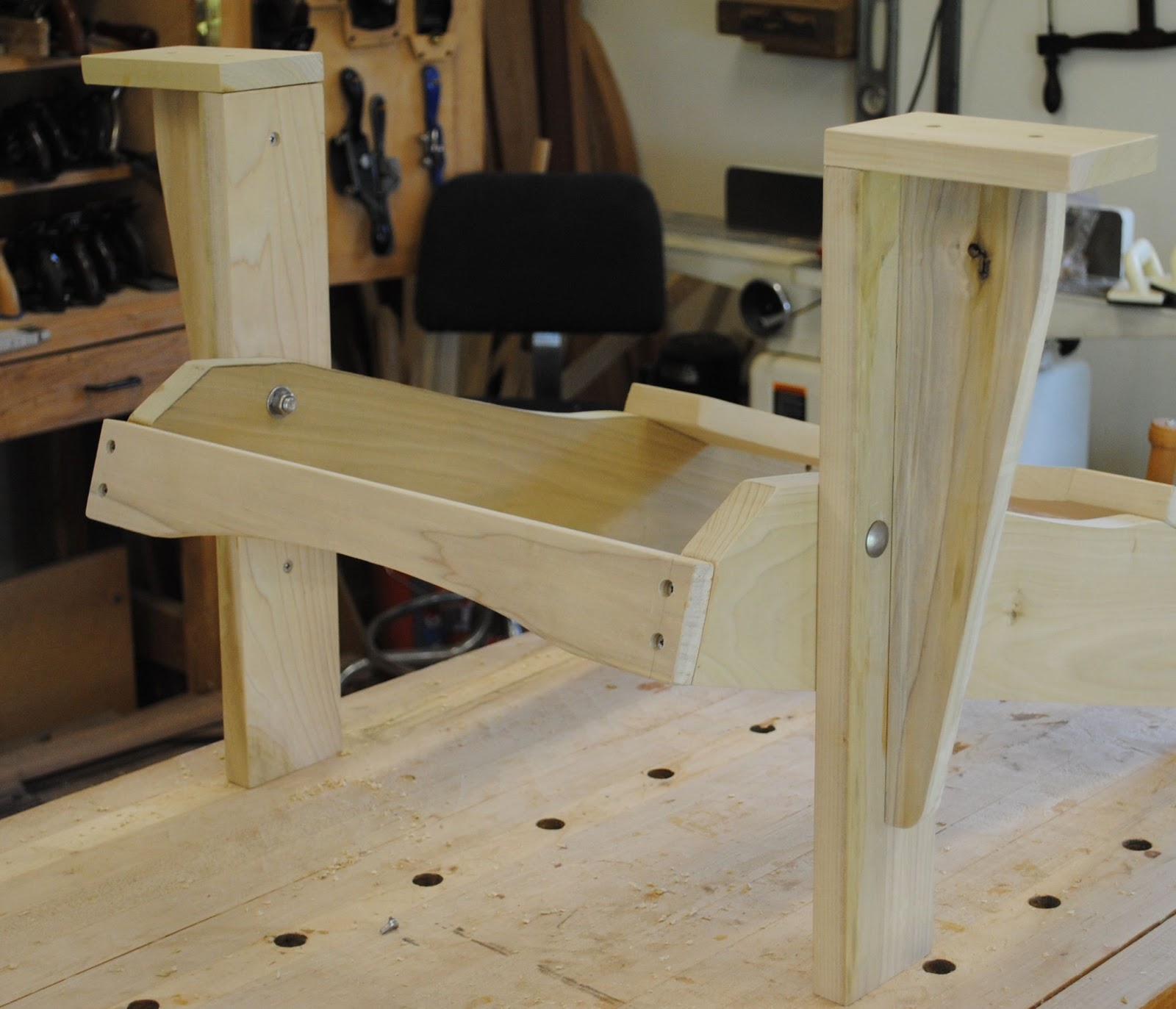 adirondack chair photo frame hanging manufacturers first light woodworking unplugged
