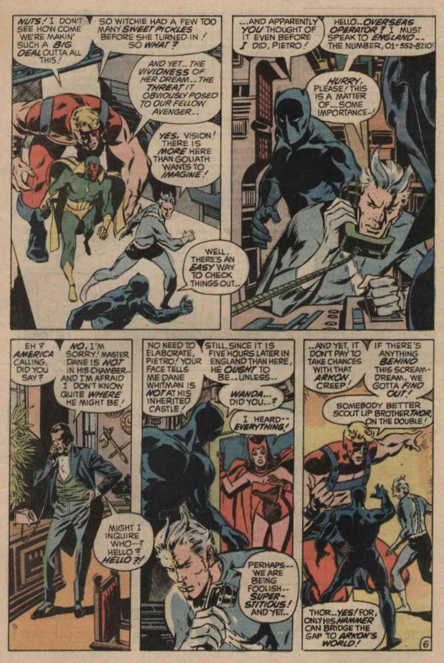 The Avengers (1963) 84 Page 6