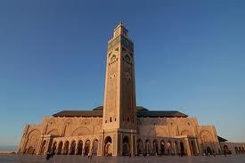 Masjid Hassan II di Casablanca