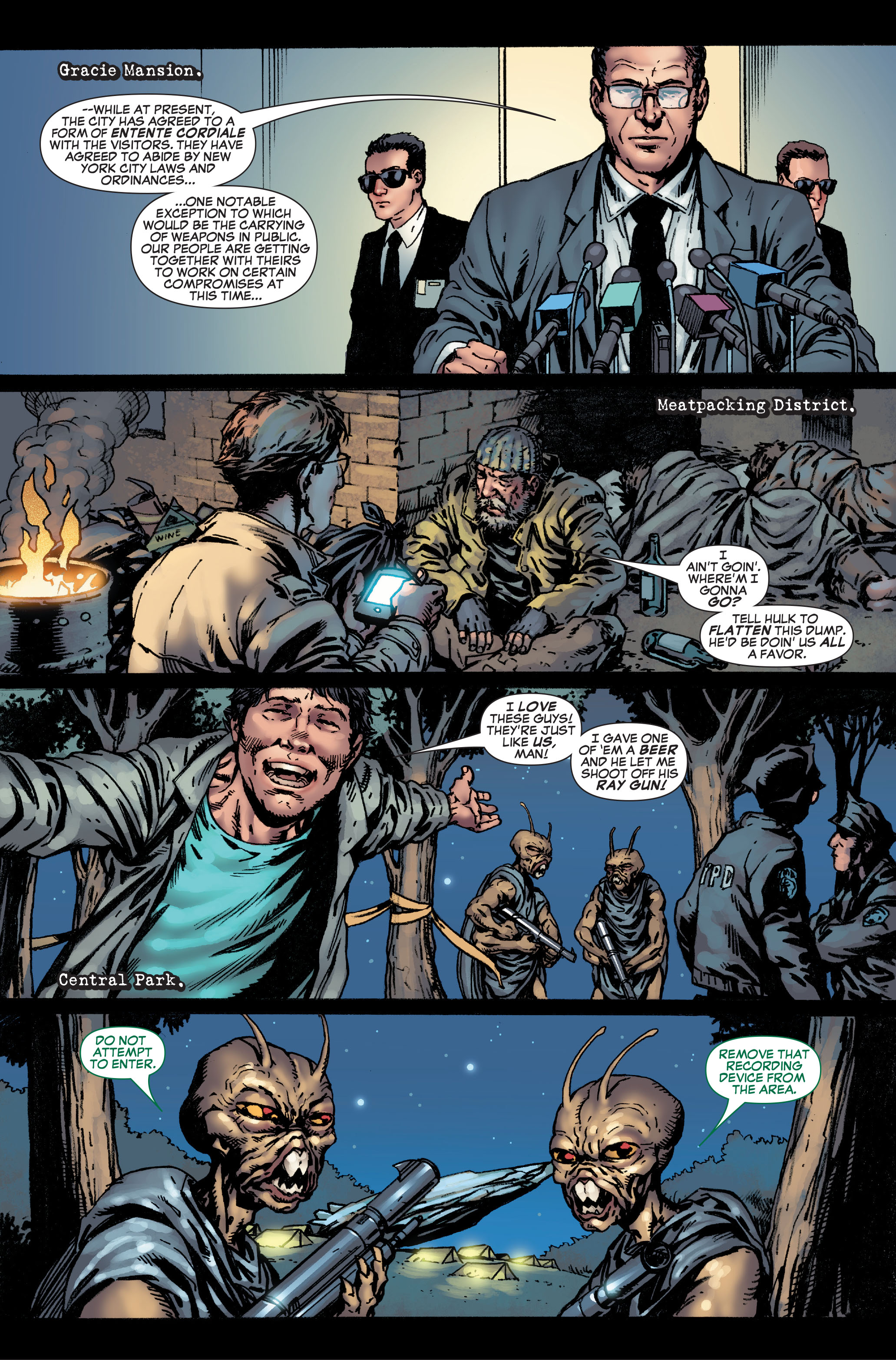 Read online World War Hulk: Front Line comic -  Issue #1 - 18