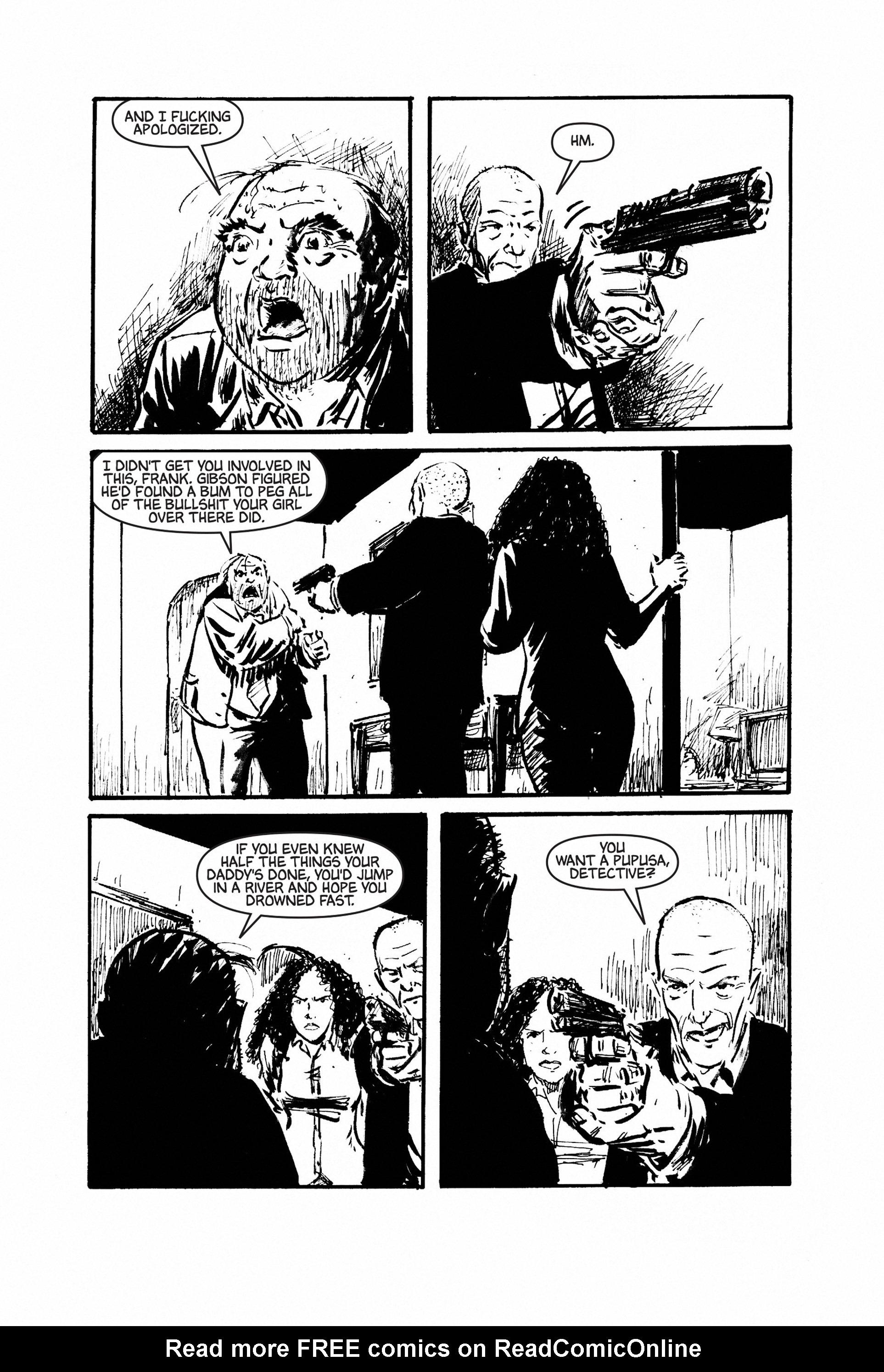 Read online Tumor comic -  Issue # TPB - 169