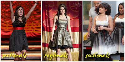 Glee Season 2 Sectionals Spoilers