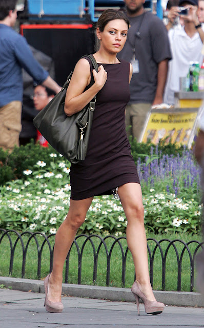 Celebrity Fashion Trends: Katherine Heigl spotted on the
