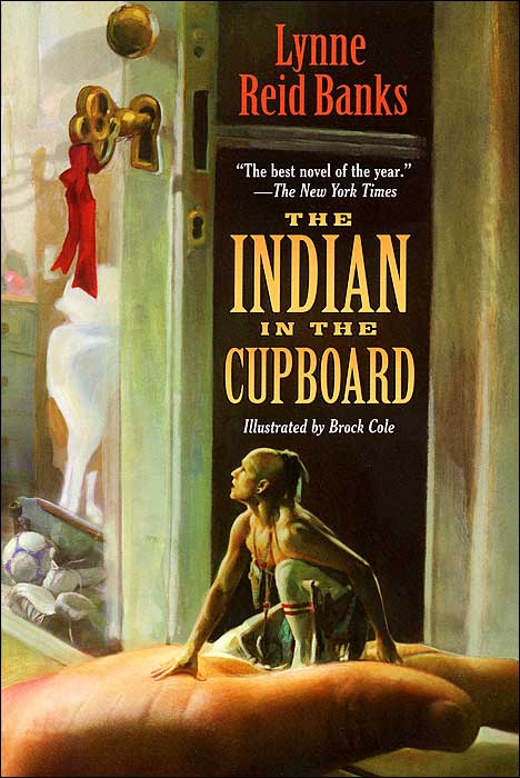 Caroline Bookbinder Book Review The Indian In The Cupboard By