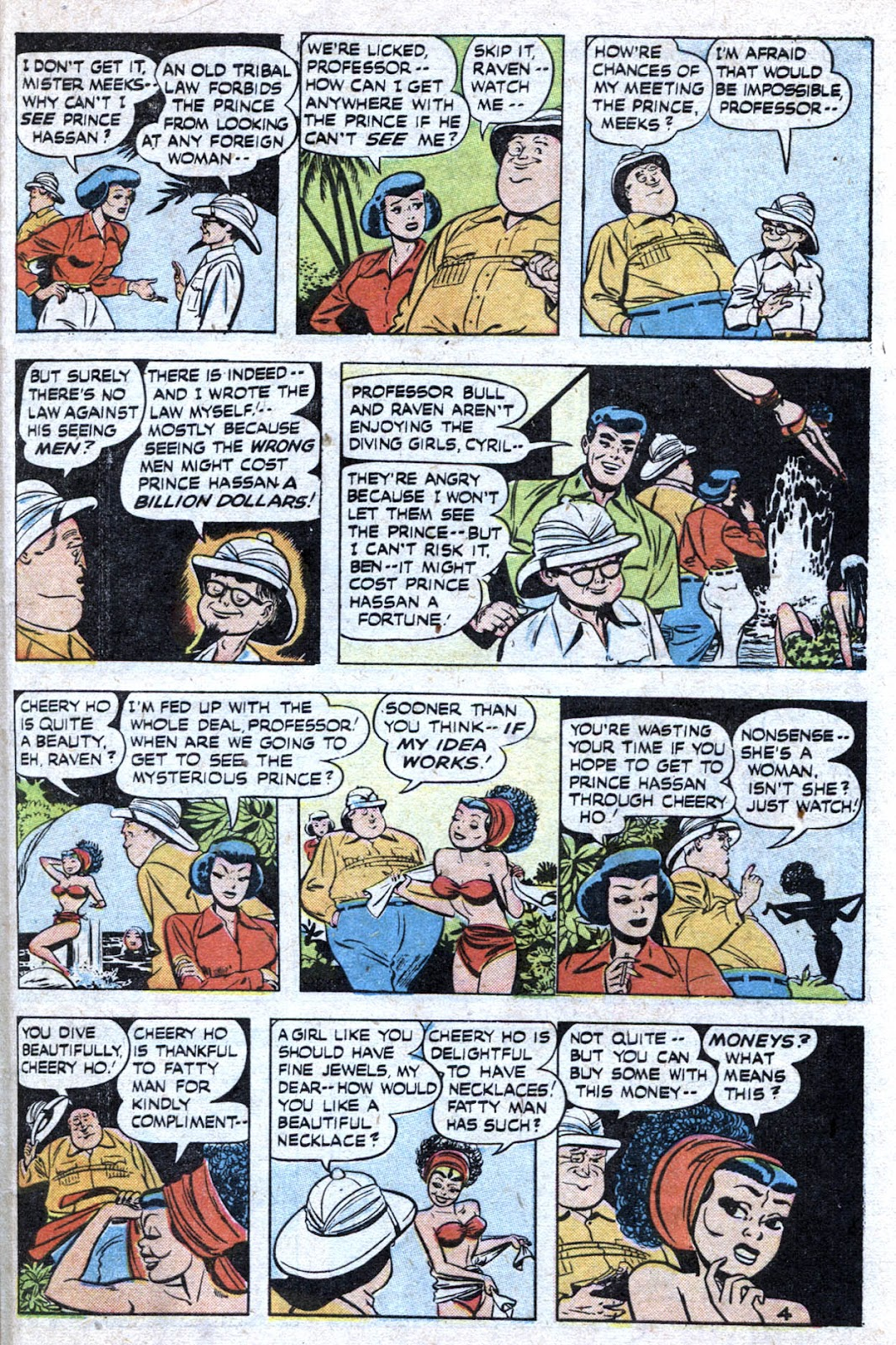 Read online Famous Funnies comic -  Issue #193 - 43