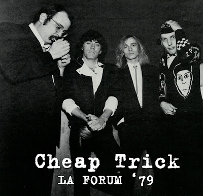 T U B E Cheap Trick 1979 12 31 Los Angeles Ca Fm Flac