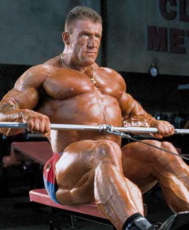 Back : Advanced Routine Dorian Yates | Bodybuilding ...