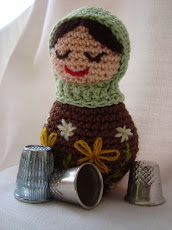 Matrioska amigurumi...